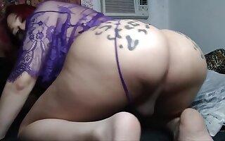 Lindsay Cozar - Huge Cock Fuck My Mouth & My Big Ass