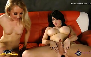Sarina Increased by Nikki Blue - SarinaValentina